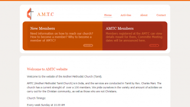 Andheri Methodist Tamil Church