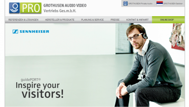 Grothusen Audio/Video pro