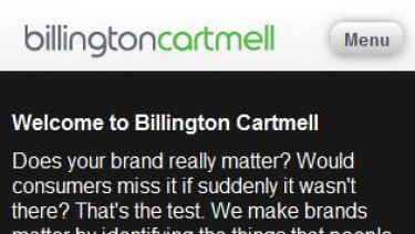 Billington Cartmell Mobile