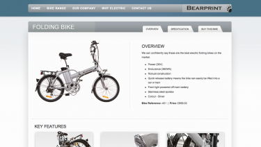 Bearprint Electric Bikes