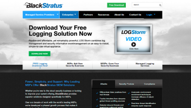BlackStratus SIEM Software