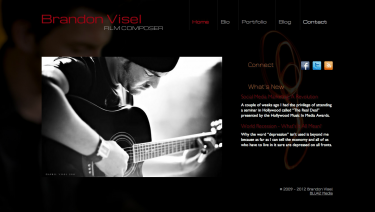 Brandon Visel - Film Composer