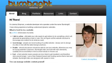 Burnbright Websites