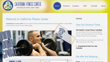 California Fitness Center