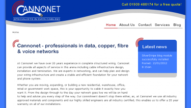 Cannonet - Data Cabling Specialists