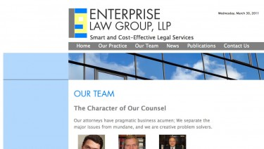 Enterprise Law Group LLP