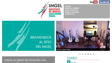 IMGEL Instituto de Música Guillermo Engel