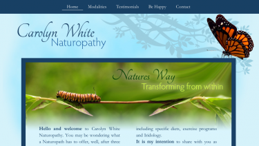 Carolyn White Naturopathy