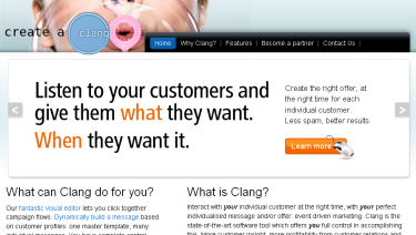 Create a Clang