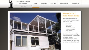 C&L Hauke Painters Bendigo