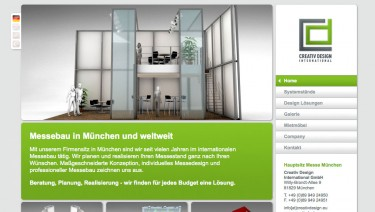 Creativ Design International / Messebau München