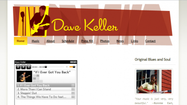 Dave Keller Blues Band