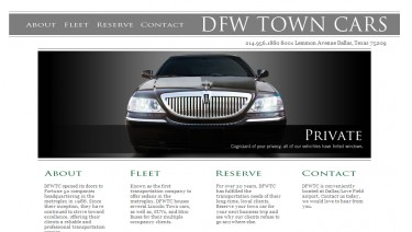 DFW Town Cars