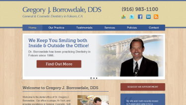 Gregory J. Borrowdale, DDS