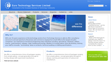 Euro Technology Services Ltd