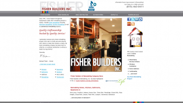 Fisher Builders, Inc. Home Remodeling