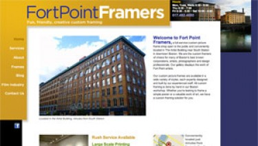 Fort Point Framers