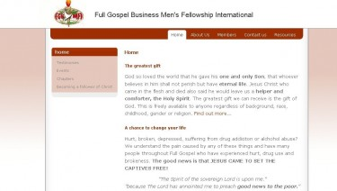 Full Gospel Business Men's Fellowship
