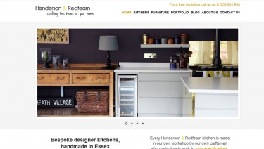 Henderson and Redfearn - Bespoke Kitchens
