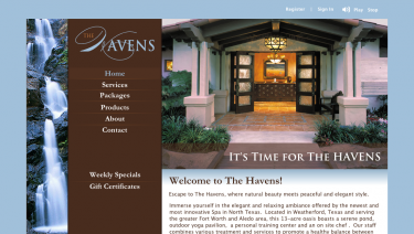 The Havens Spa