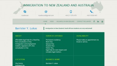 Immigration to NZ and AU