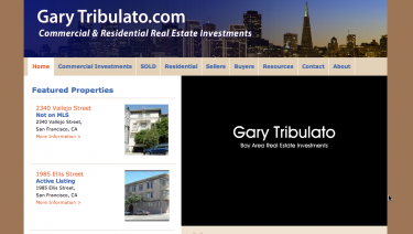 Gary Tribulato.com - Commercial & Residential Real