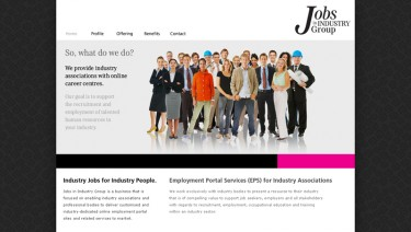 Jobs in Industry Group