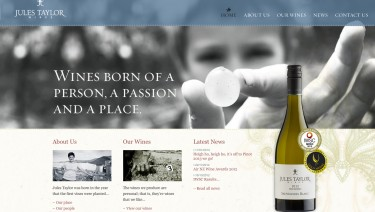 Jules Taylor Wines