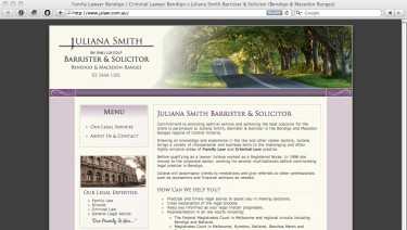 Juliana Smith Barrister & Solictor (Bendigo & Mace