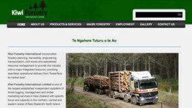 KiwiForestry Ltd