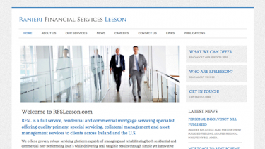 Ranieri Financial Services Leeson