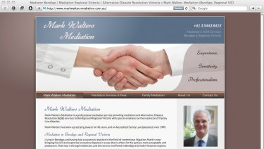Mark Walters Mediation Victoria
