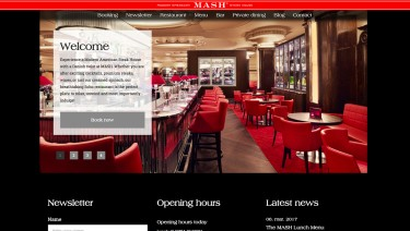 MASHSTEAK – London