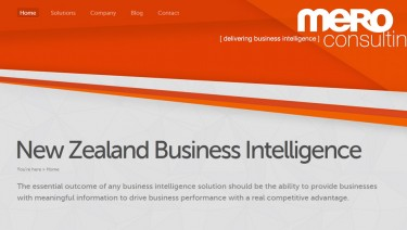 Mero - New Zealand Business Intelligence