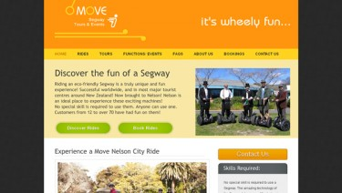 Move Nelson Segway Tours and Events
