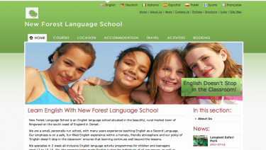 New Forest Language School