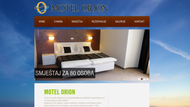 Motel Orion Ormanica, Srebrenik, Bosnia