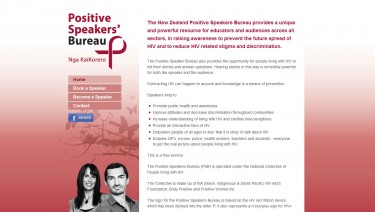 Positive Speakers Bureau
