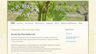 Poverty Bay Wines