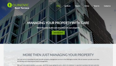 Quinovic Property Management Wellington