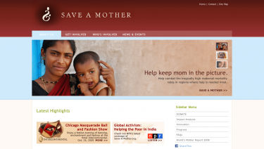 Save A Mother