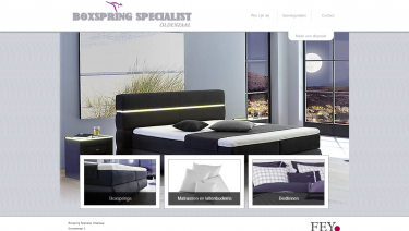 Boxspringspecialist Oldenzaal