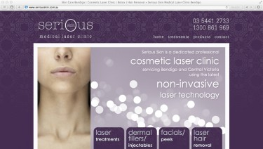 Serious Skin Medical Laser Clinic (Bendigo, Centra