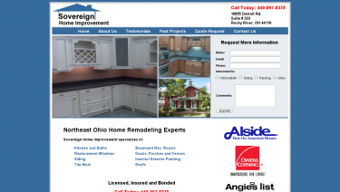 Sovereign Home Improvement