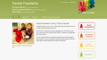 Dental Paediatrix