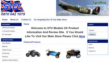 STO Racing Products