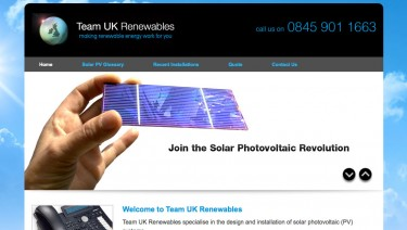 Team UK Renewables