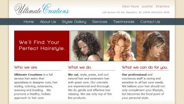 Ultimate Creations Hair Salon