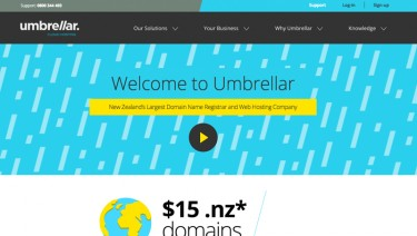 Umbrellar Cloud Hosting