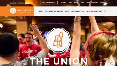 University of Wisconsin: Madison Student Union